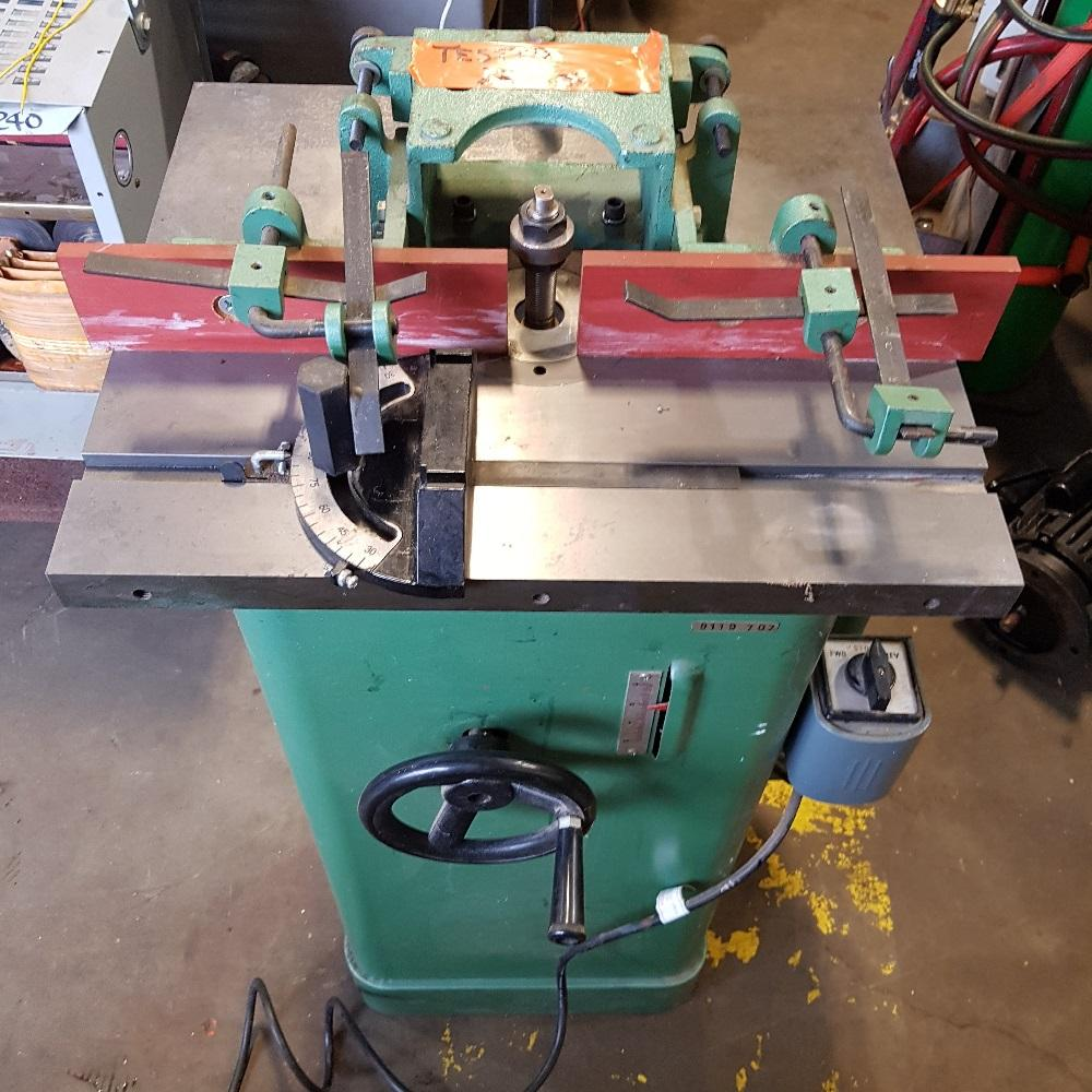 Used Sterling Tools Wood Shaper - 709-2 - Coast Machinery Group