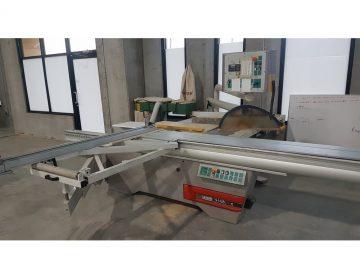 389-59 Casadei 10' Sliding Table Saw
