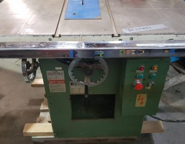 662-4 R. Sapro Green table saw