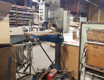 707-13 Modern Z5035 Gear Drill Press-4