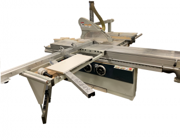 713-1 Cantek CAND405M-8 Sliding Table Saw - 9