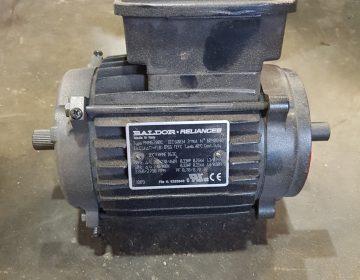 721-5 Baldor Reliance 0.33 HP Single Phase Motor