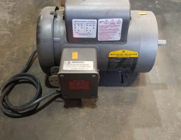 721-8 Blador 2HP Single Phase Motor