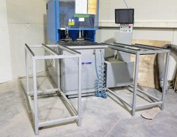 722-8 Pro-Line Pro-Clean CNC-43 single head CNC corner cleaner 7