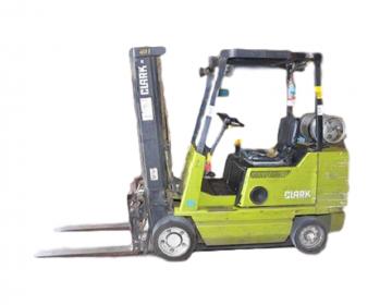 999-13 Clark GCS301 Forklift
