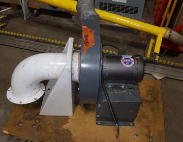 999-47 Blower for Dust Collection
