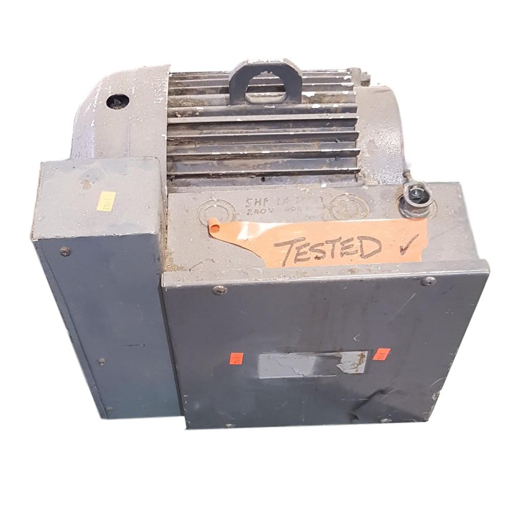 5 HP Rotary Phase Converter