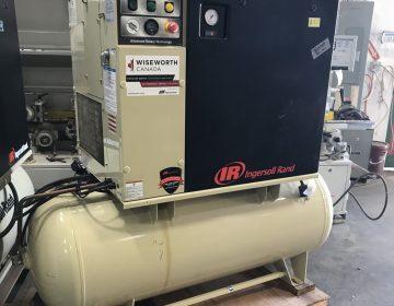 730-2 Ingersoll Rand Compressor-1