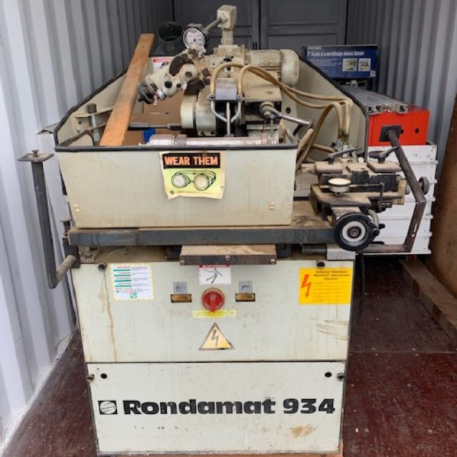 736-2 Rondamat 934 Grinder 4