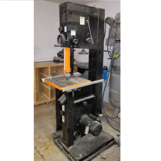738-22 Grizzly G0513ANV Bandsaw 2