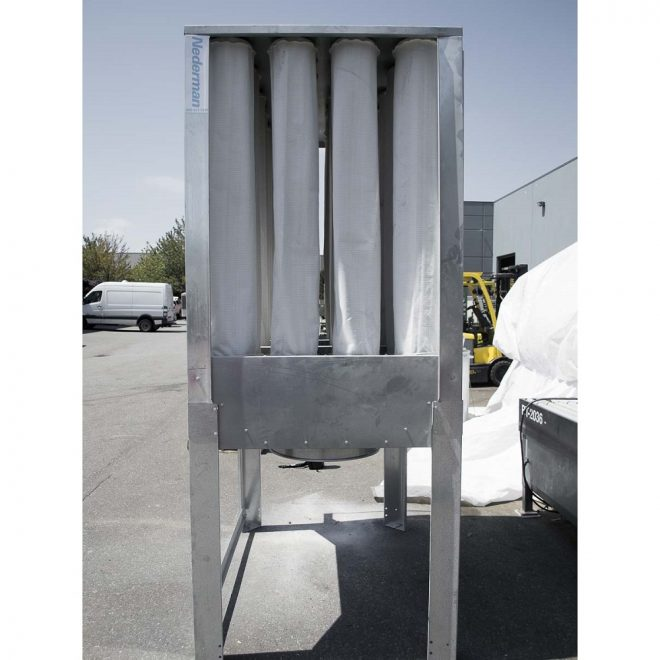 739-1 Nederman S-750 Dust Collector