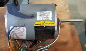 Baldor 2HP 575V Motor