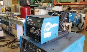 Miller 22A 24V wirefeeder