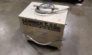Lemmer T-55Q Turbine Spray System