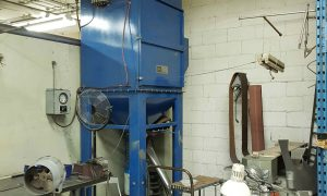 Farr Tenkay Industrial 2000 CFM Vertical Dust Collector