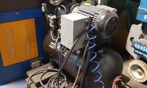 Atlas Coop LE6 Compressor