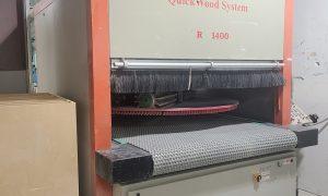 Quick Wood System R 1400 Sander