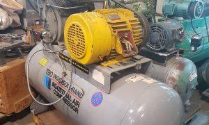 Ingersoll Rand T130 Compressor