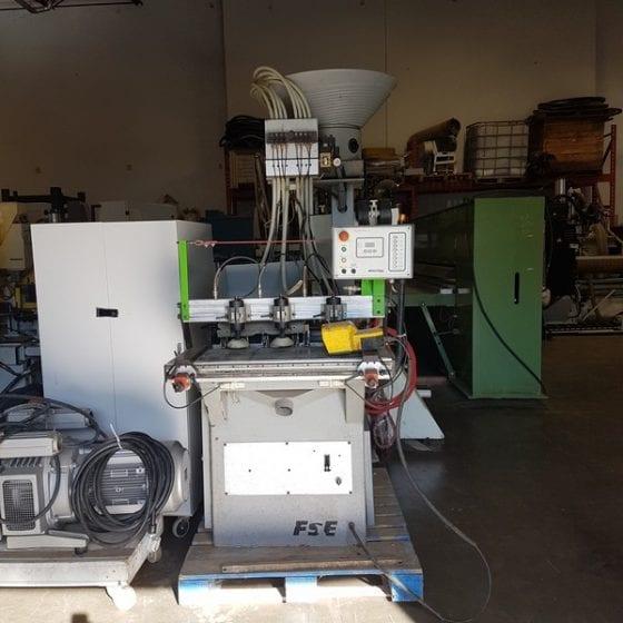 Biesse FSE Dowel Bore Glue & Insert Machine