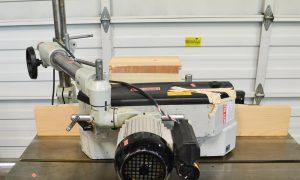 526-5 Cantek 4-wheel powerfeed