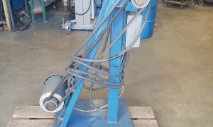 539-140 Marathon Electric Buffing & Polishing Machine
