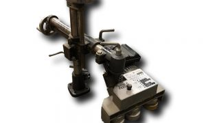 551-5 Chiuting Stock Feeder- 3 Wheel Power feeder Model-CT 195 F