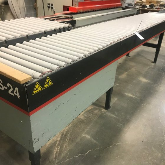 595-5 Doucet return conveyor