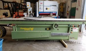 601-3 Robland Z3200 Sliding Table Saw