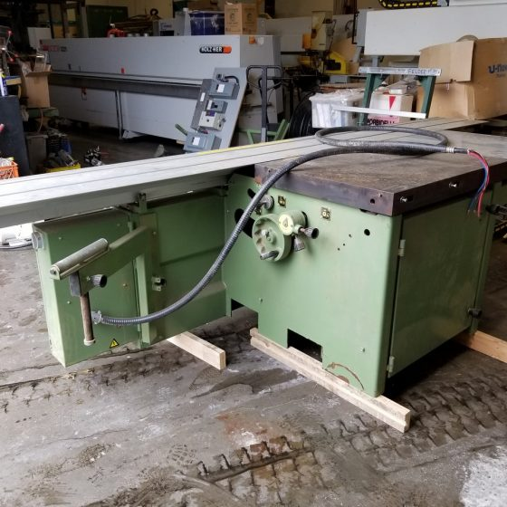 601-3 Robland Z3200 Sliding Table Saw
