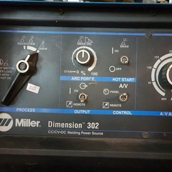 617-61 Miller dimension 302