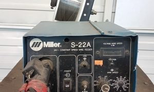 Miller S-22A 24V Constant speed wire feeder