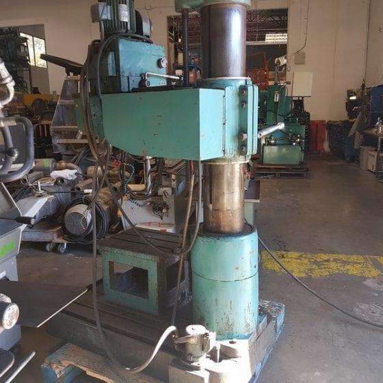 TAI PIN TPR-820 Radial Drilling Machine