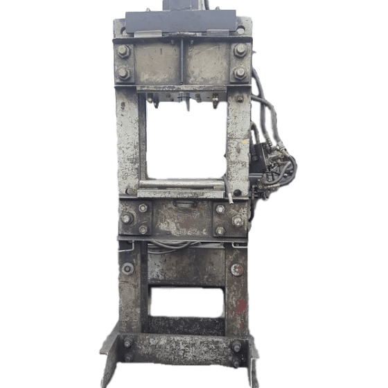 624-8 Vickers Hydrolic press with Pump