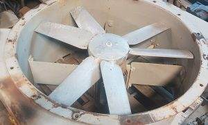 625-5 Large Heavy Duty Exhaust Fan