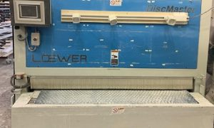 632-3 Loewer Discmaster DMDDD5B Sander