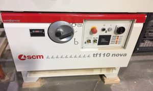 SCM TF110 Nova Spindle Moulder