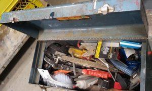ETF Tool Box Full Of Misc. Tools