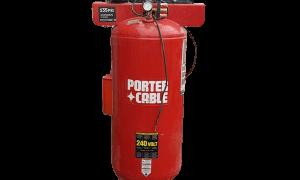 672-5 Porter Cable C7510 Vertical 60 Gallon Compressor