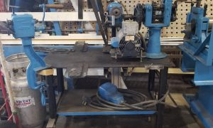 Brown & Boggs Foundry Machine 230V 1PH