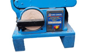 690-8 King Canada Belt and disc sander