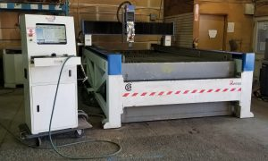 Used Weihong NK 260 Water Jet CNC