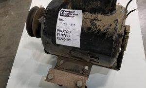 Emerson 1 HP Single Phase Motor