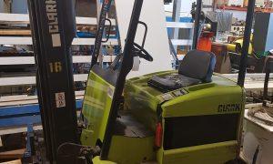 Clarke ECG20 Electric Forklift