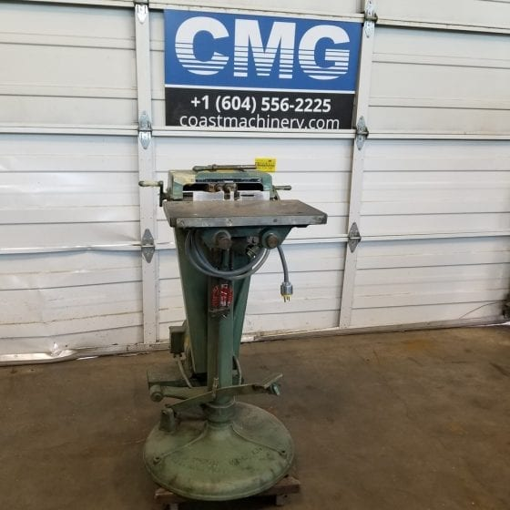 Newton Double Spindle Horizontal Drill