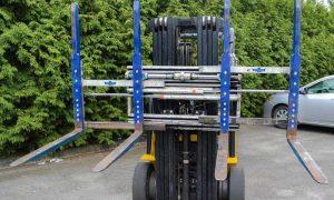 Single Double Forks For Forklift