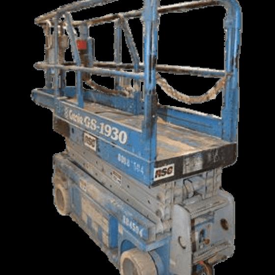999-12 Genie GS-1930 Platform Lift