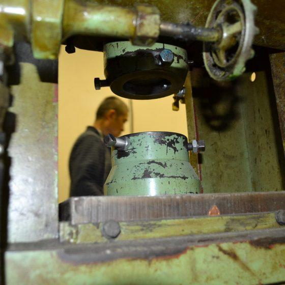 60 Ton Hydraulic Press