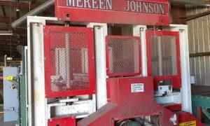 Mereen Johnson 435 HRF Panel Multi Rip Saw
