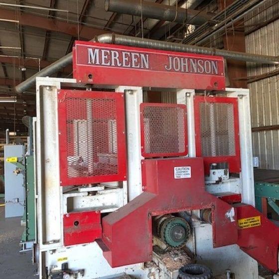 Mereen Johnson 435 HRF Panel Rip Saw