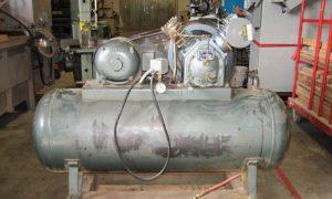 Ingersol Rand 213-DBS Air Compressor